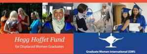 Le Fonds Hegg Hoffet pour les femmes diplômées déplacées