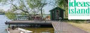 île des Idées : passer une semaine sur une île suédoise