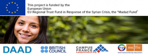 Study support for Syrian refugees