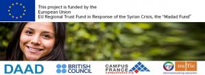 دعم دراسي للاجئين السوريين