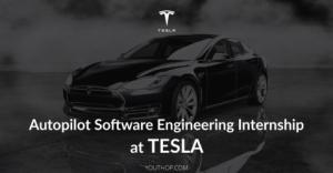 Autopilot Software Engineering Internship 2018 at Tesla, California