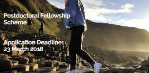 Bourses postdoctorales pour les étudiants internationaux au Royaume-Uni