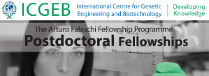 Postdoctoral Research Fellowships in Life Sciences in Italy, South Africa or India