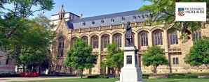 Bourse d'études supérieures à l'Université d'Adelaide en Australie