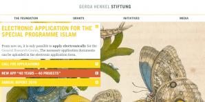 Bourses de recherche de la Fondation Gerda Henkel 2018, Allemagne