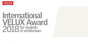 Prix International VELUX 2018