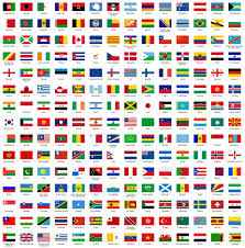 أنحاء العالم
