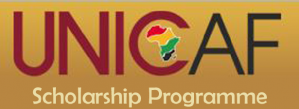 The UNICAF grant program is for study online or on campus