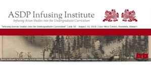 Summer Institute - Infusing Korean Studies into the Undergraduate Curriculum, 30 July - 10 August 2018, Hawaii