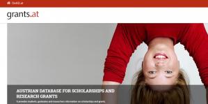 Programme de bourses d'études de la Fondation des bourses d'études de la République d'Autriche 2018