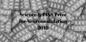 Prix Science  PINS pour neuromodulation 2018 pour junior investigator