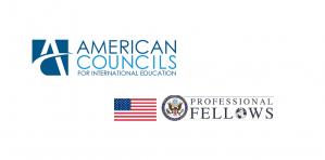 Programme d'échange PFP (Programme de bourses professionnelles) 2018, États-Unis