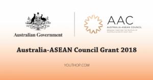 Bourse du Conseil Australie-ASEAN 2018