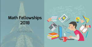 Call for Participants: Math Fellowships Paris 2018