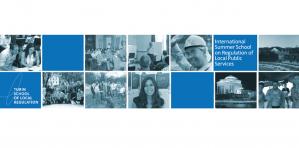 Université d'été - Réglementation des services publics locaux 21ème édition, 3-14 septembre 2018, Italie