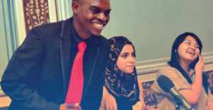 Conférence internationale sur le leadership des jeunes 2018 à Prague