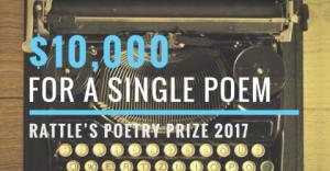 Prix de poésie hochet 2018
