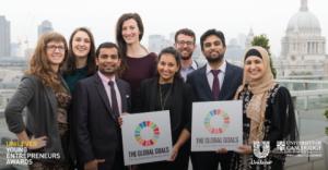 prix aux jeunes entrepreneurs d'unilever 2018