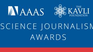 Prix du journalisme scientifique 2018