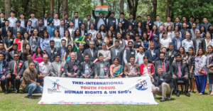2éme Forum international des jeunes sur les droits de l'homme et les ODD au Népal
