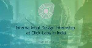 Stage de design international chez Click Labs en Inde
