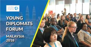 Forum Jeunes Diplomates 2018 en Malaisie