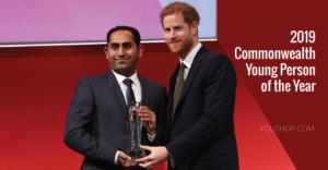 Appel à candidatures: Jeune de l'année 2019 du Commonwealth