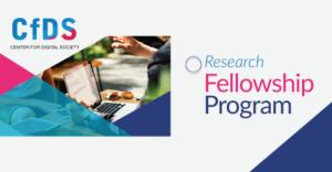 Programme de bourses de recherche du Centre for Digital Society 2018 en Indon