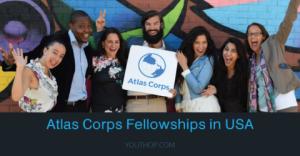 Atlas Corps Fellowships in USA