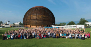 CERN administrative student programme in Geneva 2018