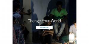 Programme de bourses de recherche et de leadership en entrepreneuriat social international 2019