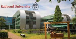 Programme de bourses d'études niveau mastère à Radboud university aux Pays-Bas