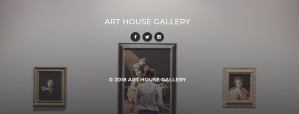"""Concours d'art en ligne organisé par """"Art House Gallery"""""""