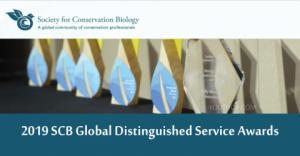 Prix du Service distingué SCB Global pour 2019