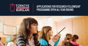 Turkish Government Research Fellowship Program