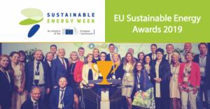 Prix de l'UE pour l'énergie durable 2019