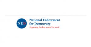 Programme de subventions du Fonds national pour la démocratie (NED) pour les organisations non gouvernementales 2019