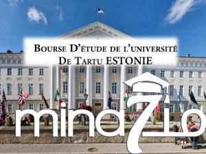 Appel à candidature, bourse de doctorat entièrement financée à l'université de Tartu, Estonie 2019/2020.