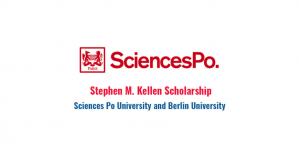 Bourse d'études à Sciences Po France et à la Freie Universität Berlin « co-diplomation » 2019-2020