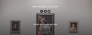 """Concours d'art en ligne  organisé par """"Art House online Gallery"""" 2019"""