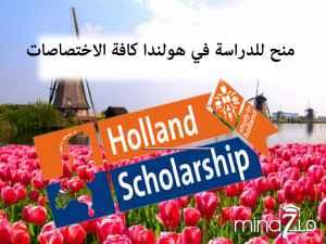 Bourse d'études aux Pays-Bas financé entièrement niveau licence et Mastère 2019-2020