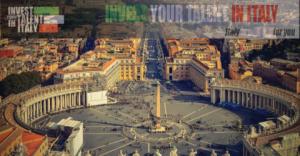 Bourses du gouvernement italien 2019-2020: investissez votre talent en Italie