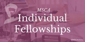 Marie Skłodowska-Curie Actions Individual Fellowships -European Fellowship-