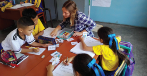 Volunteer and Teach English to the Children in Peru