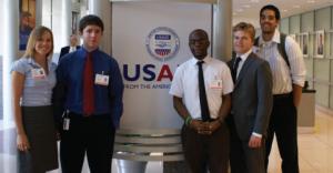 Stage USAID 2019 pour étudiants en droit au bureau de l'avocat général