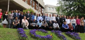 دبلوم دراسات عليا في ايطاليا في مركز عبد السلام الدولي للفيزياء النظرية (ممولة) 2019