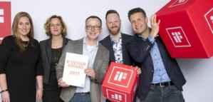 iF Award pour l'impact social de valeur de 50.000 euros