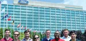 Formation pratique chez Ford Manufacturing Engineers USA 2018