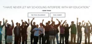 Une bourse de recherche de deux ans et une subvention de 100 000  pour financer des projets d'étudiants en Amérique
