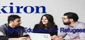 Programme de bourses d'études pour les réfugiés de Kiron pour étudier en ligne